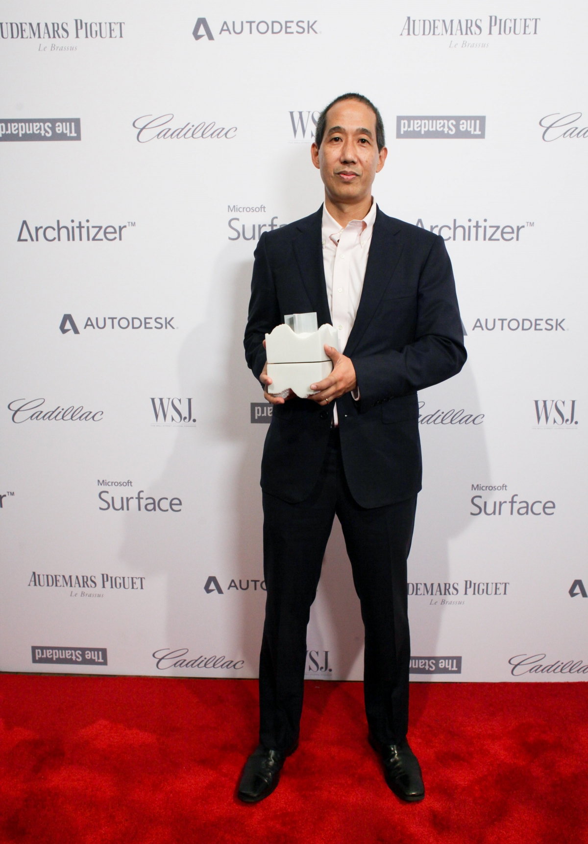 INABA at Architizer A+ Awards Gala