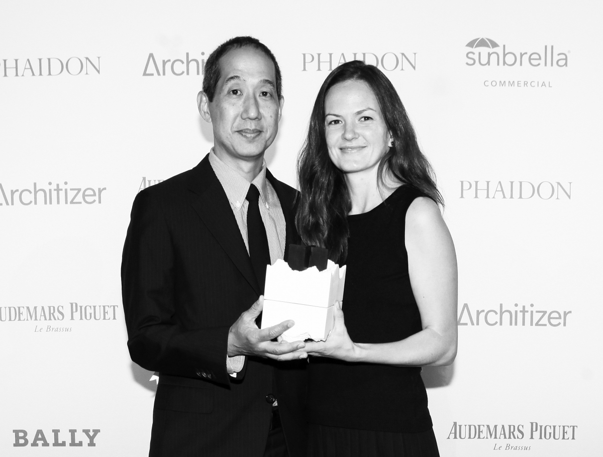 INABA at Architizer's A+ Awards Gala