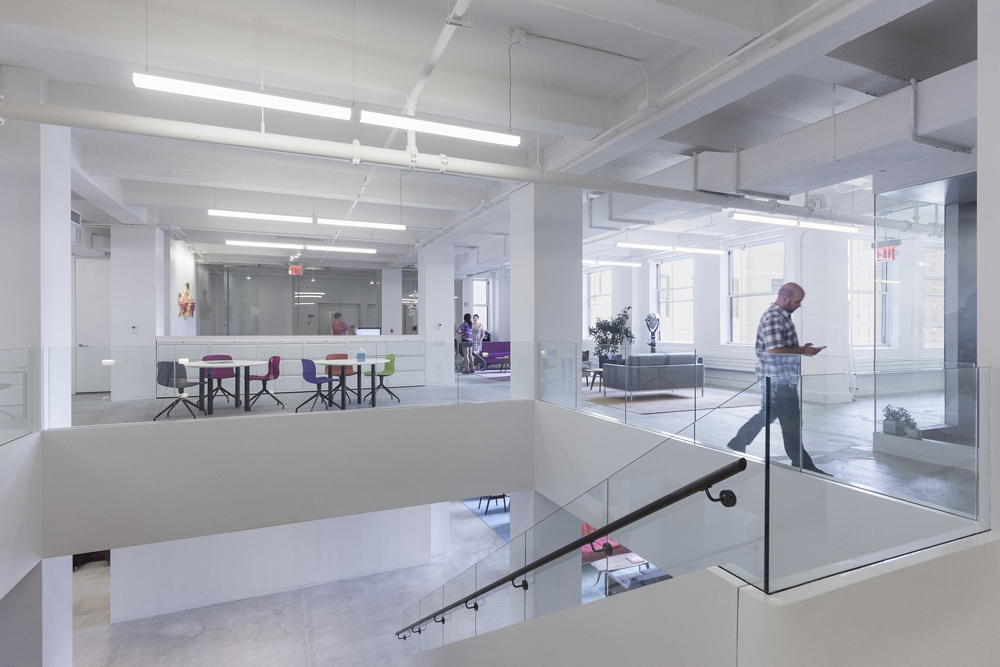 Red Bull New York Office Selected as Finalist for Architizer A+ Award