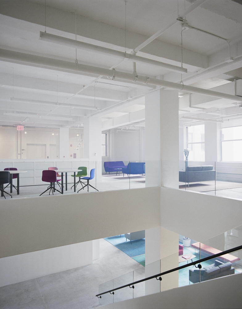 INABA Completes Red Bull's NY Office