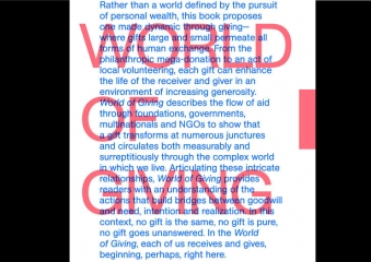 World of Giving